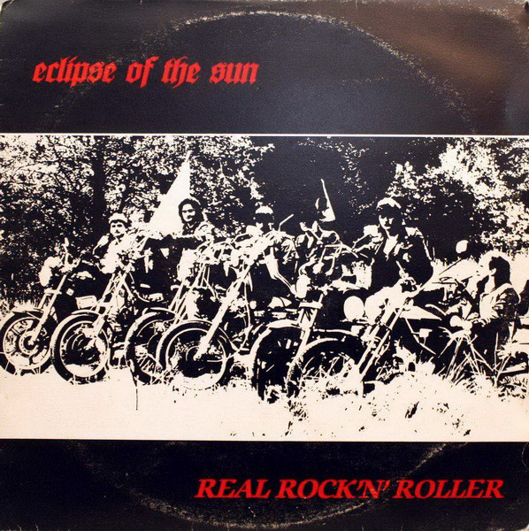Eclipse Of The Sun - Real Rock'n'Roller (LP, Album)