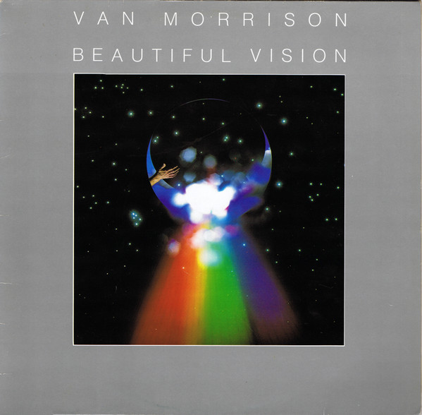 Van Morrison - Beautiful Vision (LP, Album)