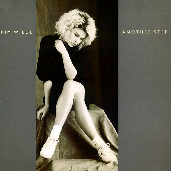 Kim Wilde - Another Step (CD, Album)