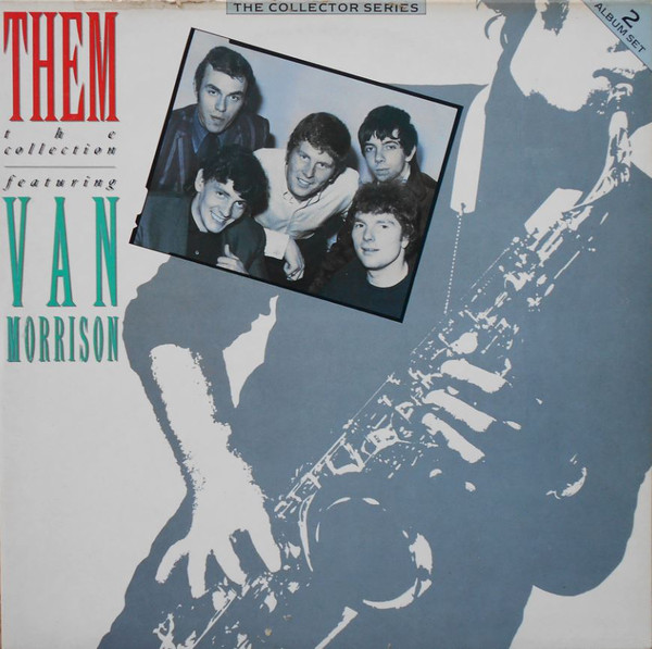 Them (3) Featuring Van Morrison - The Collection (2xLP, Comp)