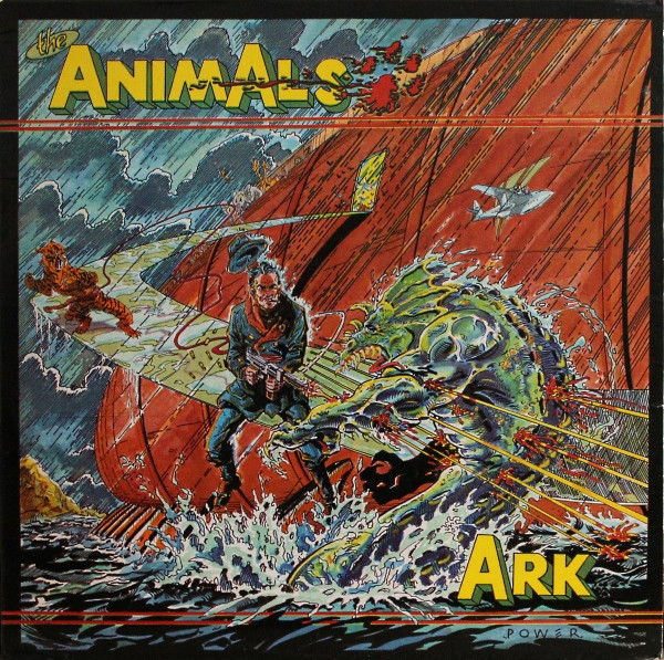 The Animals - Ark (LP, Album)