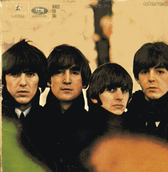 The Beatles - Beatles For Sale (LP, Album, RE, Gat)