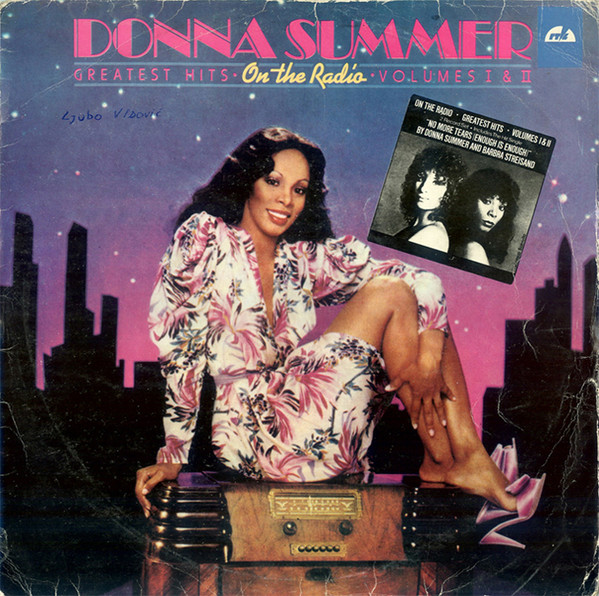 Donna Summer - Greatest Hits - Volume I & II (2xLP, Comp)