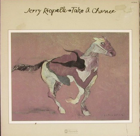 Jerry Riopelle - Take A Chance (LP, Album)