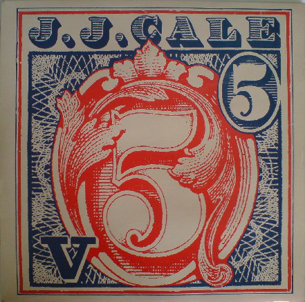J.J. Cale - 5 (LP, Album)