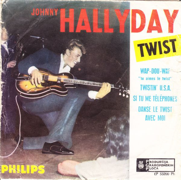 Johnny Hallyday - Twist (7