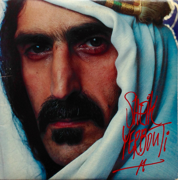Frank Zappa Sleep Dirt Lp Album Woodstock Shop