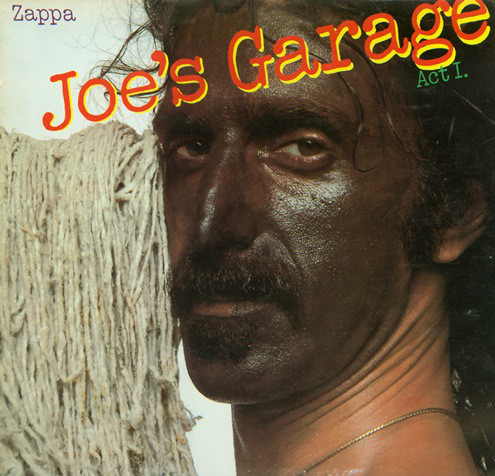 Frank Zappa - Joe's Garage Act I (LP, Album)