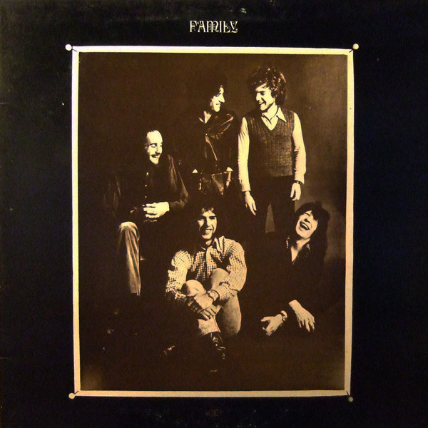 Family (6) - A Song For Me (LP, Album)