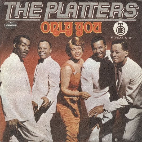 The Platters - Only You / The Great Pretender (7