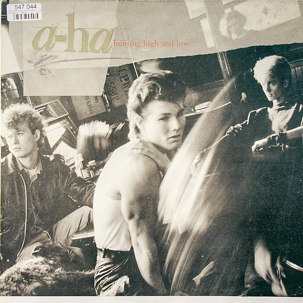 a-ha - Hunting High And Low (LP, Album)