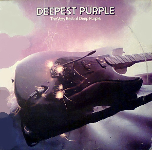 Deep Purple - Deepest Purple : The Very Best Of Deep Purple (LP, Comp)