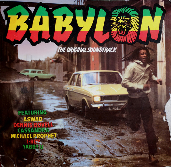 Various - Babylon (The Original Soundtrack) (LP, Comp)