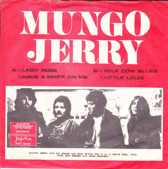 Mungo Jerry - Lady Rose (7