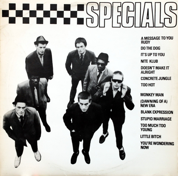 The Specials - Specials (LP, Album)