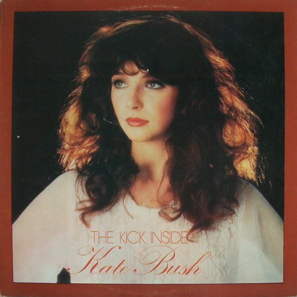 Kate Bush - The Kick Inside (LP, Album)