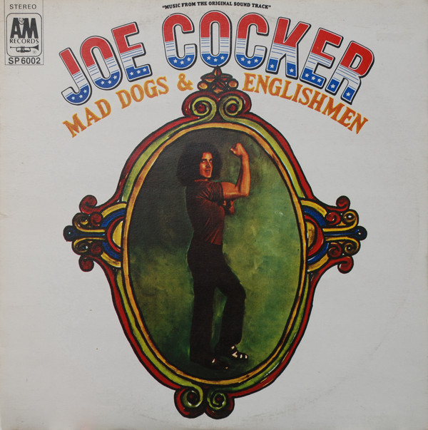 Joe Cocker - Mad Dogs & Englishmen (2xLP, Album, Gat)