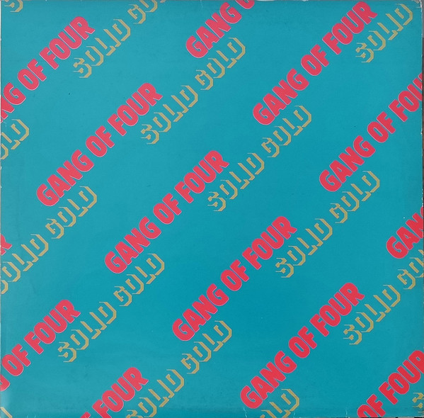 Gang Of Four - Solid Gold (LP, Album)