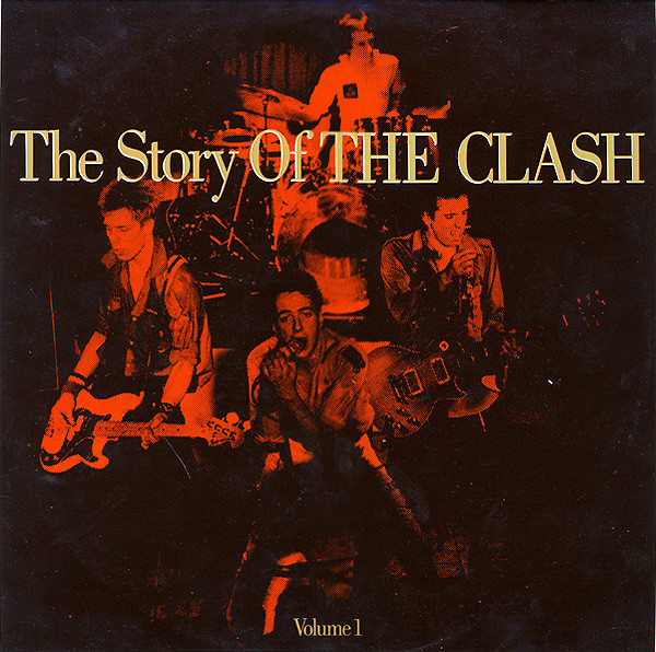 The Clash - The Story Of The Clash Volume 1 (2xLP, Comp)
