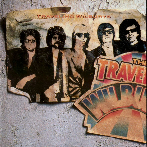 Traveling Wilburys - Volume One (LP, Album)