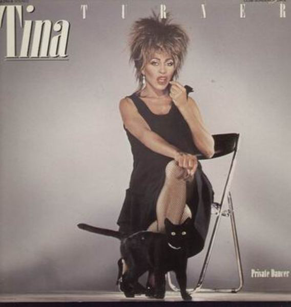 Tina Turner - Private Dancer (LP, Album)
