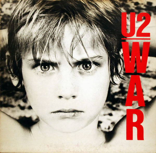 U2 - War (LP, Album, Gat)