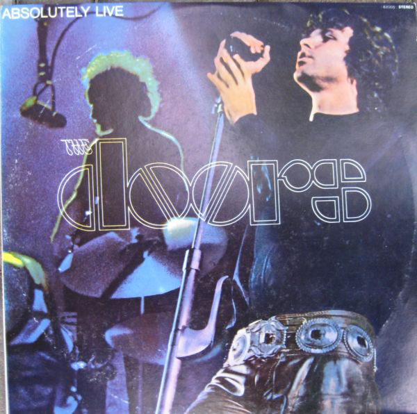 The Doors - Absolutely Live (2xLP, Album, RE)