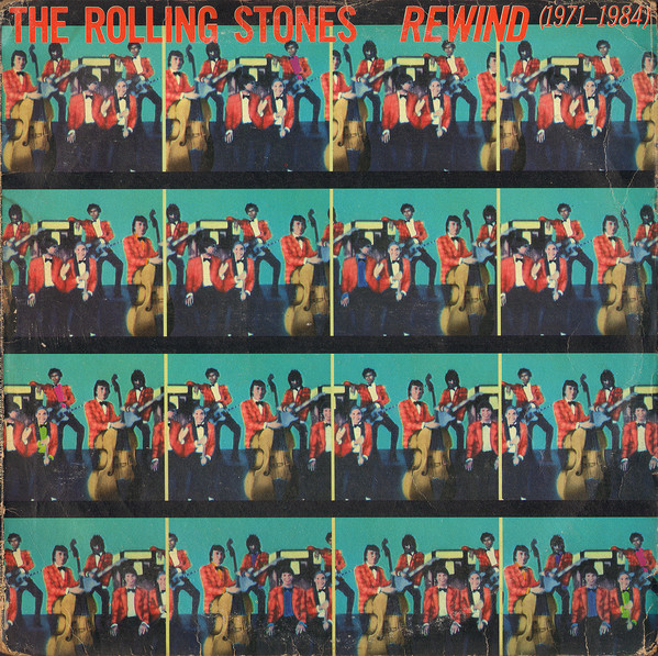 The Rolling Stones - Rewind (1971-1984) (LP, Comp)