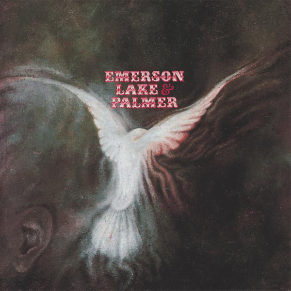 Emerson, Lake & Palmer - Emerson, Lake & Palmer (LP, Album, Gat)