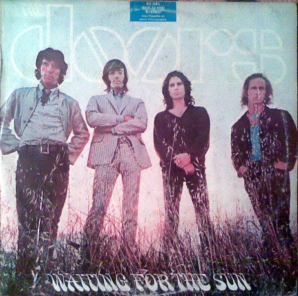 The Doors - Waiting For The Sun (LP, Album, RE)