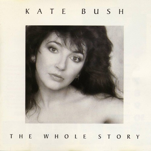 Kate Bush - The Whole Story (LP, Comp)