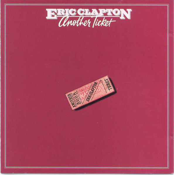 Eric Clapton - Another Ticket (LP, Album)