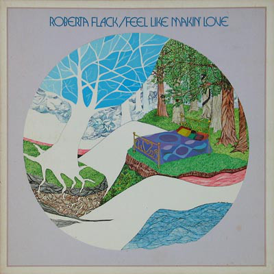 Roberta Flack - Feel Like Makin' Love (LP, Album)