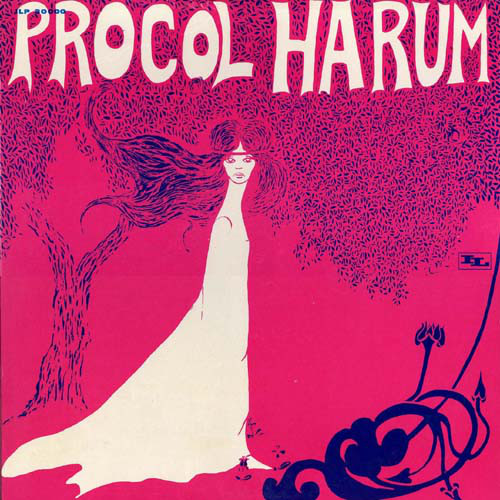 Procol Harum - Procol Harum (LP, Album, Mono)