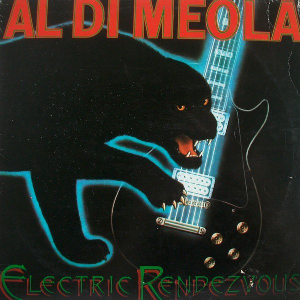 Al Di Meola - Electric Rendezvous (LP, Album)
