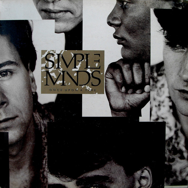 Simple Minds - Once Upon A Time (LP, Album)