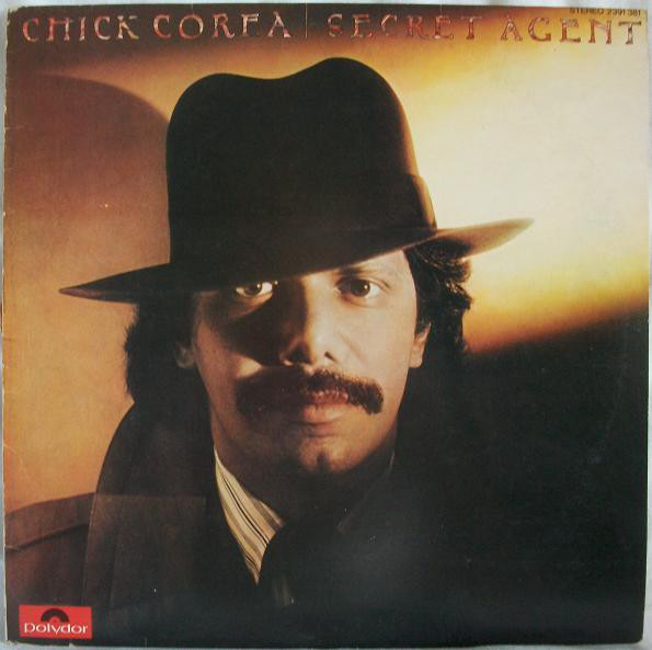 Chick Corea - Secret Agent (LP, Album)