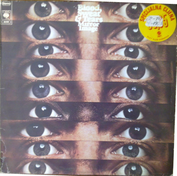 Blood, Sweat & Tears* - Mirror Image (LP, Album)