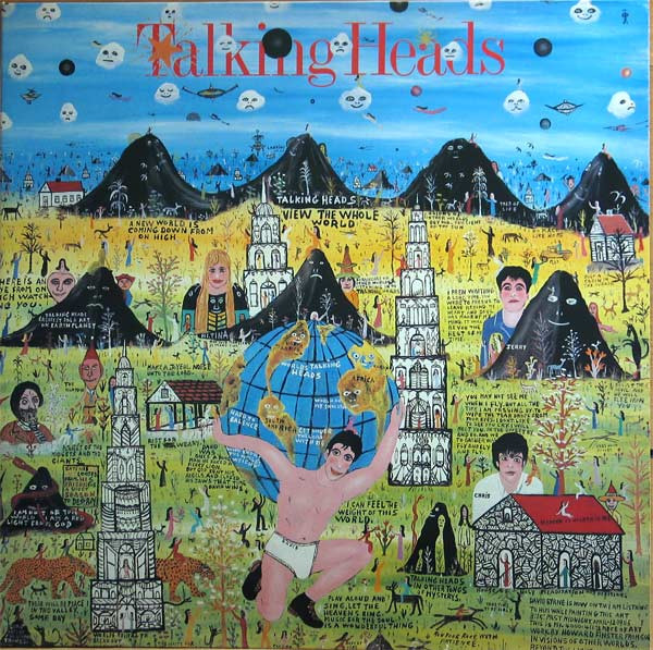 Talking Heads - Little Creatures (LP, Album)