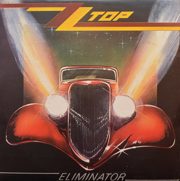 ZZ Top - Eliminator (LP, Album)
