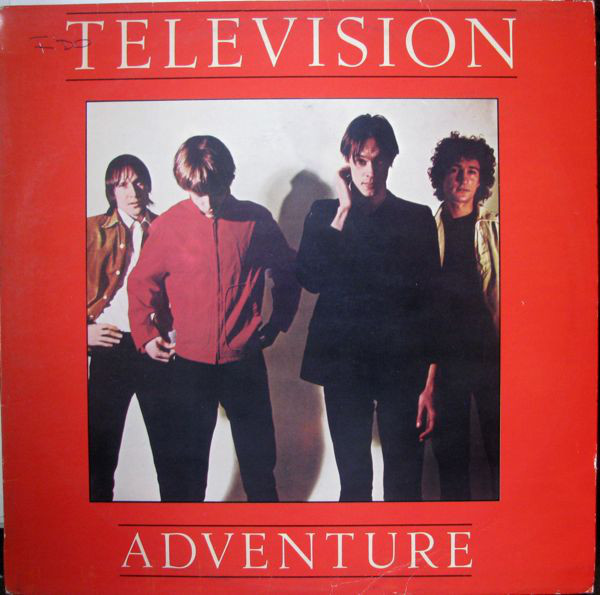 Television - Adventure (LP, Album)