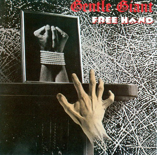 Gentle Giant - Free Hand (LP, Album)