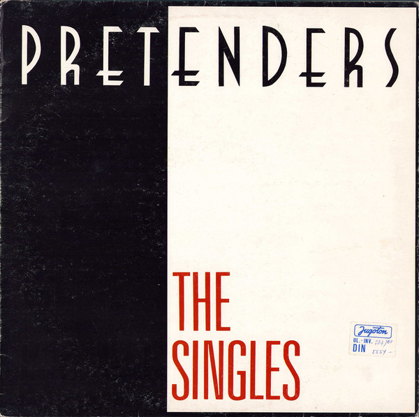 Pretenders* - The Singles (LP, Comp)