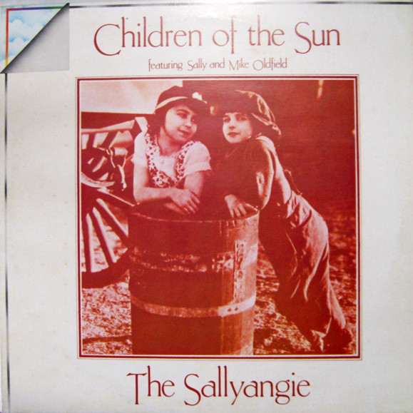 The Sallyangie Featuring Sally* And Mike Oldfield - Children Of The Sun (LP, Album, RE)