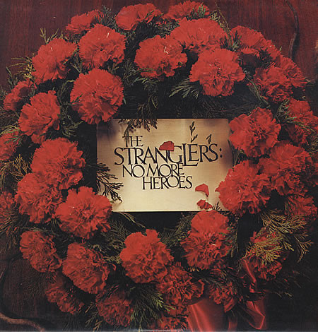 The Stranglers - No More Heroes (LP, Album, RP)