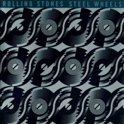 The Rolling Stones - Steel Wheels (LP, Album)