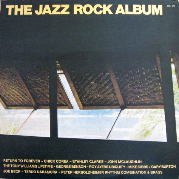 Various - The Jazz Rock Album (2xLP, Comp, Gat)