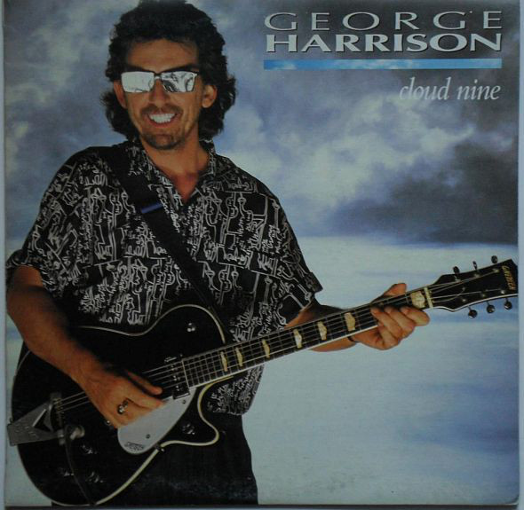 George Harrison - Cloud Nine (LP, Album)