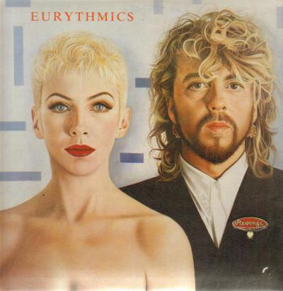 Eurythmics - Revenge (LP, Album)