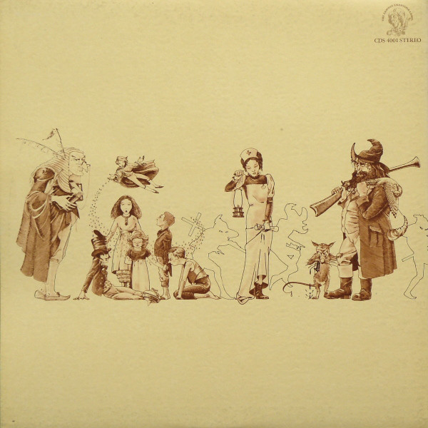 Genesis - A Trick Of The Tail (LP, Album, RP, Pin)